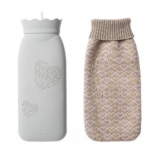 Jordan & Judy Hot/Ice Water Bag (Light Grey/L)