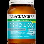 Blackmores Fish Oil 1000mg, 400 Capsules