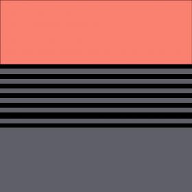 Salmon Pink Stripes